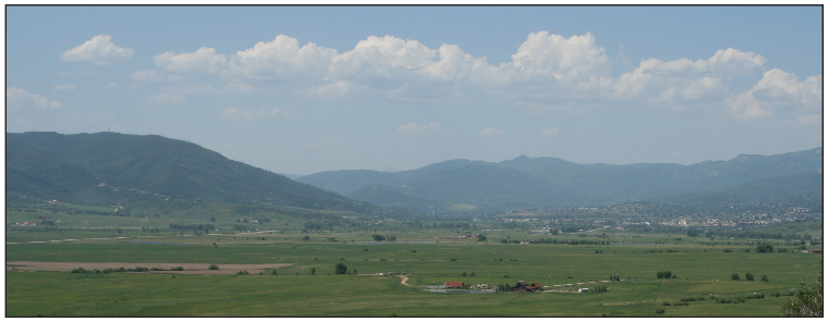 The Yampa Valley